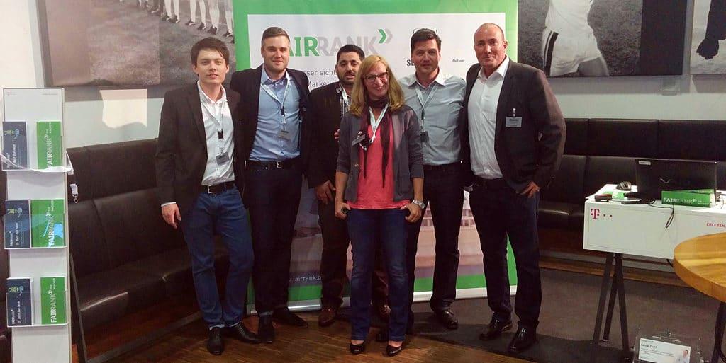 Das Fairrank Sales-Team