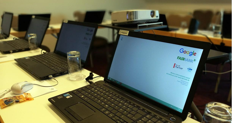 Das interaktive Lernsystem für die Google Ads-Praxistrainings mit Nikolaus Herbert