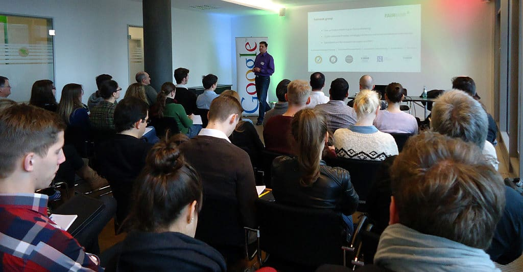 Google Partner Academy-Trainer Nikolaus Herbert in Köln