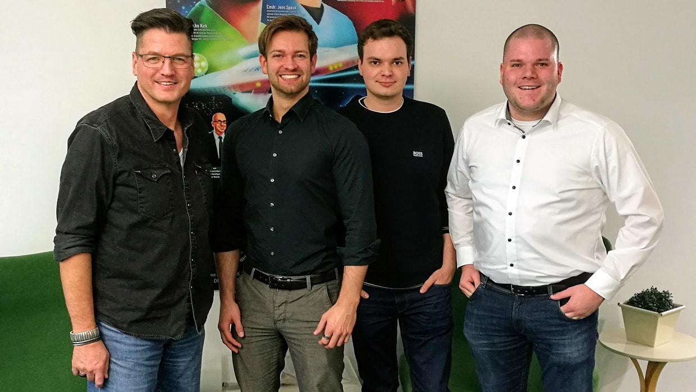 Sales-Trainer Nikolaus Herbert bei Fairrank