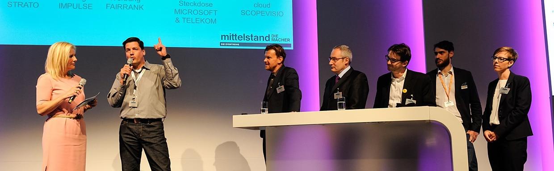 Online-Marketing-Spezialist Nikolaus Herbert spricht auf Events und Informationsveranstaltungen