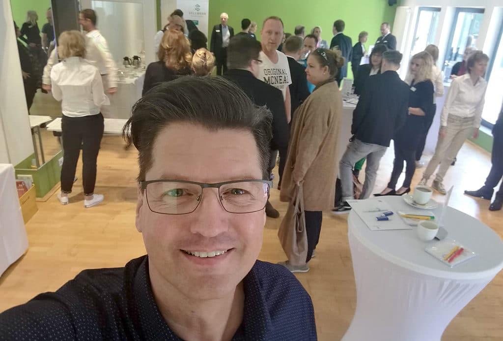 """Nikolaus Herbert bei """"Sellwerk Live"""" in Erkrath"""